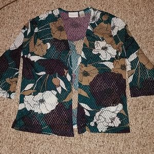 🔥5 for 30🔥Floral cardigan